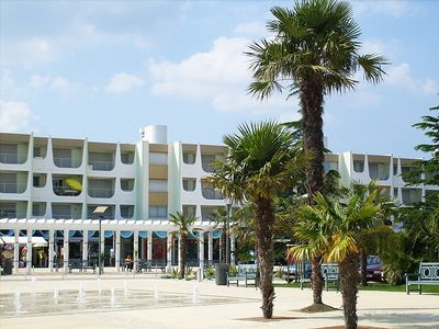 Photo for Holiday apartment in St Palais sur Mer, 5 minute walk to one of 4 beaches