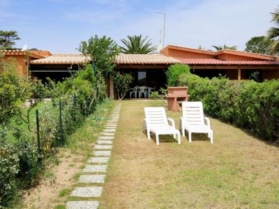 Photo for Vacation home REI MARINA FRONTE MARE (REI204) in Costa Rei - 6 persons, 2 bedrooms