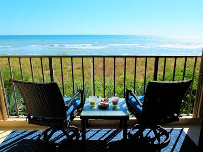 Photo for Enjoy Gorgeous, Oceanfront Views from this Beautiful 2 BED / 2 BATH Condo!