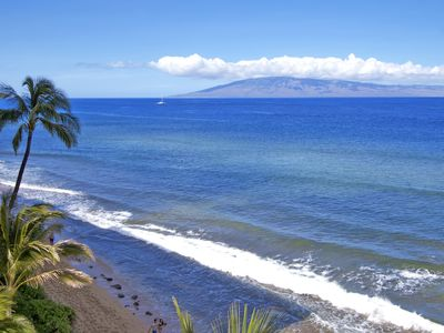 Photo for Coveted Corner unit!  Amazing Oceanfront Views! Maui Kai 601