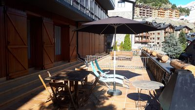 Photo for WITH OPTICAL FIBER, FIREPLACE, WIDE AND SUNNY TERRACE, BARBECUE AND PARKING
