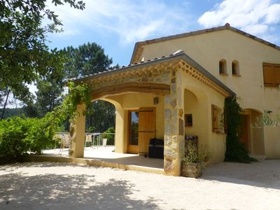 Photo for House / Villa  in south of France - ROSIERES