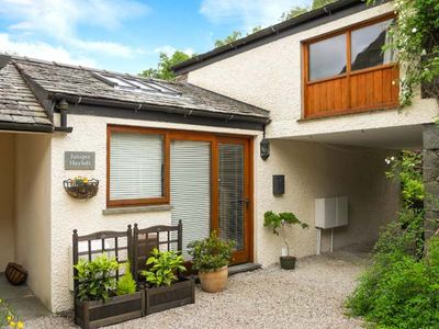 Photo for JUNIPER HAYLOFT, pet friendly, with a garden in Grasmere, Ref 905436