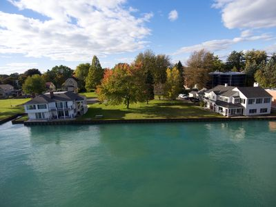 Photo for Beautiful Waterfront House overlooking the St. Clair River