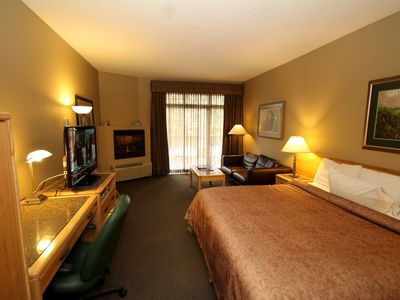 Photo for Banff Tunnel Mountain Resort Fantastic Executive Suite