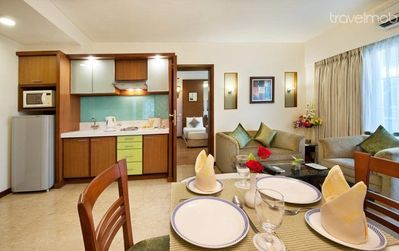 Photo for 1 BHK Apartment - Living R GR.103
