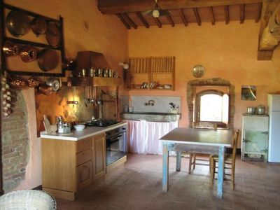 Photo for Holiday apartment Civitella Paganico for 4 - 8 persons with 2 bedrooms - Holiday apartment in a farm