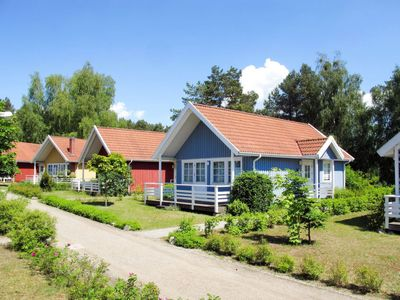 Photo for Apartment Feriendorf Useriner See (URI101) in Useriner See - 6 persons, 2 bedrooms