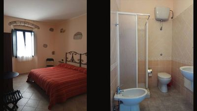 Photo for Room with private bathroom in the heart of Calasetta