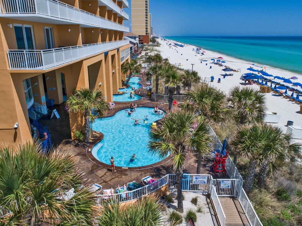 Splash Beach Resort  Direct Beachfront  A  VRBO