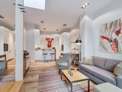 Photo for 1-Luxury one bedroom apartment in Mitte