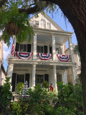 Photo for Most Amazing Balcony on St. Charles Avenue - Garden District
