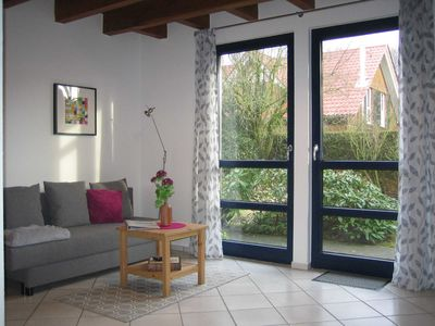 Photo for Apartment on 2 floors - Small apartment with terrace