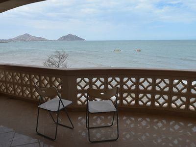 Photo for Best Beach Front Condo In San Felipe