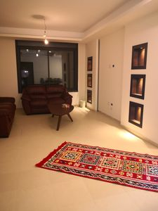 Brand new apartment 3 bedrooms, up scale area in Tira, Ramallah neighborhood