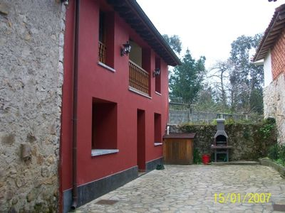 Photo for Self catering Llen del Riu for 8 people