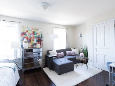 Photo for ★ Cap Hill Oasis ★ 5 min to Metro ★ Fast WiFi ★