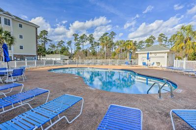 Relax and rejuvenate at this Myrtle Beach vacation rental condo!