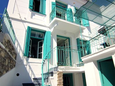 Photo for Sara's House - Traditional Skopelos Town House