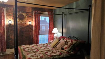 Cozy and quaint! Nana's Nest in historic downtown Wilmington.