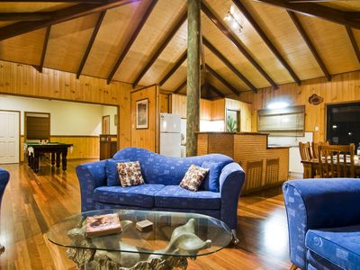 Photo for CAPTAINS LODGE on 5 Acres