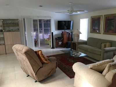 Photo for Indianwood Golf & Country Club, 2bd 2bth newly remodeled, clubhouse,senior comm