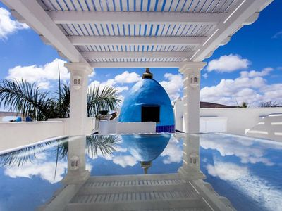 Photo for 3 bedroom Villa, sleeps 5 in Corralejo with Pool, Air Con and WiFi