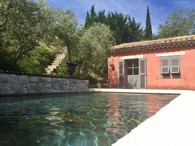 Photo for Maison de Provence - Panoramic View - Swimming Pool