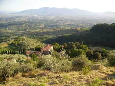 Photo for 1BR Farmhouse Vacation Rental in Petrognano, Toscana
