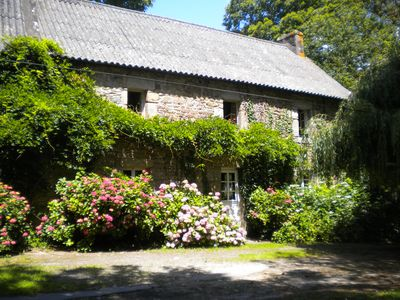 Photo for 3 guest rooms of character in Hennebont (56), South Brittany.