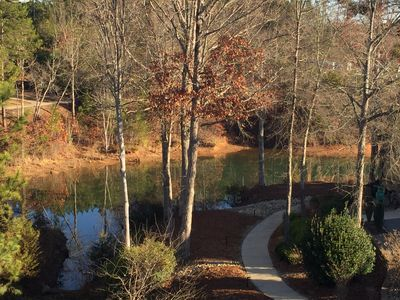 Photo for Luxury Lakefront Townhome on Lake Keowee at Stoneledge, Near Clemson