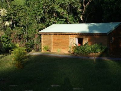 Photo for 1BR Bungalow Vacation Rental in Ste Rose, Basse-Terre