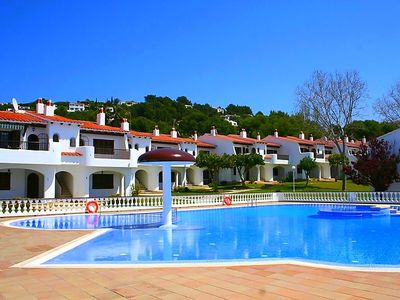 Photo for Apartment Son Bou Gardens Apt 2 dorm in Menorca/Son Bou - 4 persons, 2 bedrooms