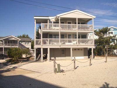 Photo for Harvey Cedars 2nd Floor ~w/~ Full Oceanviews, Central ~A/C~SPECIAL PRICING for O