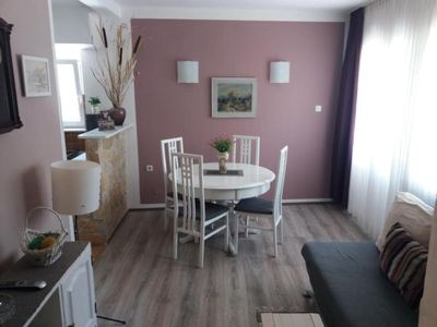 Photo for Holiday house Senj for 4 - 6 persons with 2 bedrooms - Holiday house