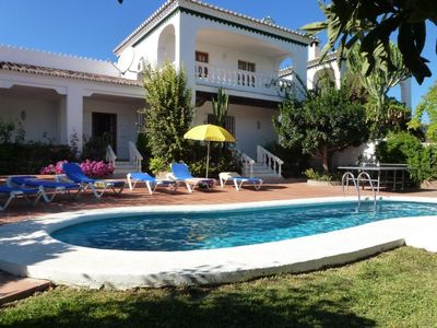 Photo for Vacation home Villa Angeles  in Nerja, Costa del Sol - 6 persons, 3 bedrooms