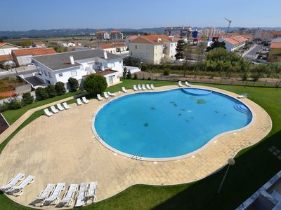 Photo for VV BS - Modern 3 bedroom apartment with pool 200 meters from the beach