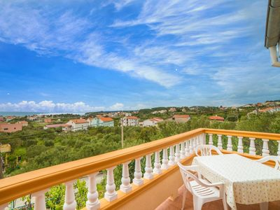 Photo for Apartment Javoran A1 with Sea View