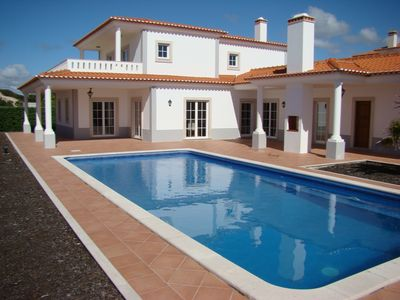 Photo for Villa On Praia D'el Rey Golf & Beach Club, Private Pool & Ocean Views. WiFi.