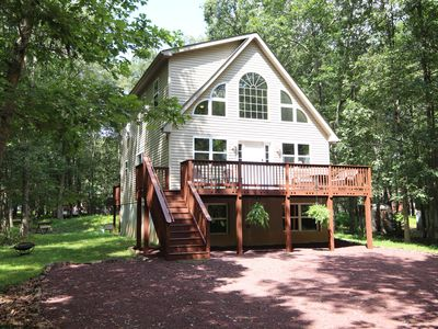 Photo for 3 Level Chalet w/ Game Room, Linens, Great Location, Near Jim Thorpe/Big Boulder