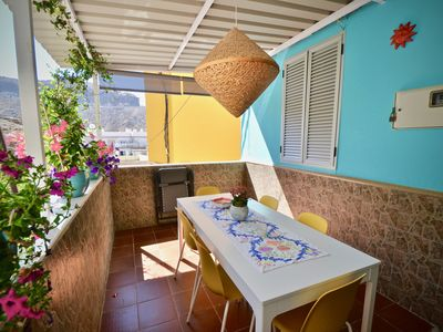 Photo for Casa Piedras with amazing private roof terrace