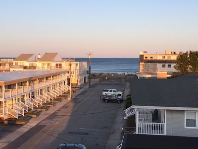 Photo for Ocean Blk, Beautiful 3 Story Townhouse - 78th Street - Great Ocean and Bay Views