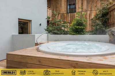 Meranti Design Apartment With Spa And Fitness Morzine
