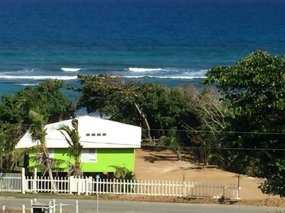 50 steps to the Beach! Snorkeling, swimming or just relax the day away! 3br/2ba.