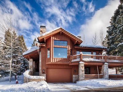 Photo for Great Escape Home by Resorts West- Escape to a spacious mountain retreat with family and friends.