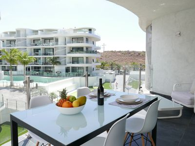 Photo for Luxury 2 Bedroom apartment 5* Las Olas Tenerife