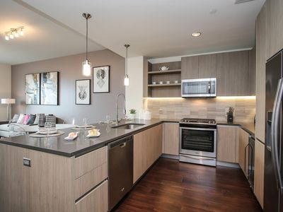 Photo for Sophisticated 1BR Suite w/ Gym Near Downtown