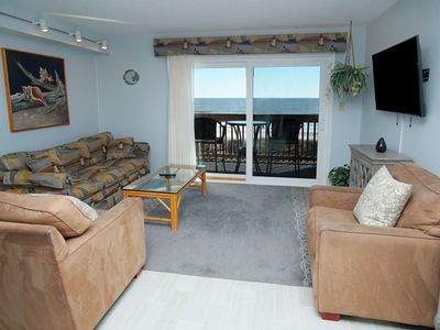 Photo for OCEAN INN of North Myrtle Beach... intimate oceanfront 1BR condos