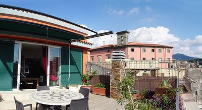 Photo for CASTELLI ROMANI PANORAMIC HOUSE