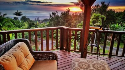 Photo for PRIVATE ESTATE, expansive ocean VIEWS, close to the BEST BEACH, Free SUP